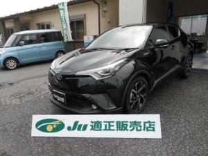 トヨタ C-HR G 純正ナビ ブルートゥース 禁煙車 ワンオーナー