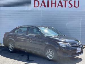 トヨタ カローラアクシオ 1.3X 1オーナー 禁煙車 キーレス CDラジオ CVT タイミングチェーン 社外14インチアルミホイール エアコン パワステ 5ナンバー 横滑り防止装置 実走行32,225キロ