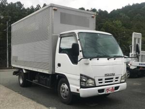 いすゞ エルフトラック パワーゲート付 エアコン 3t ETC