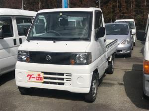 日産 クリッパートラック SD エアコン パワステ 5速MT
