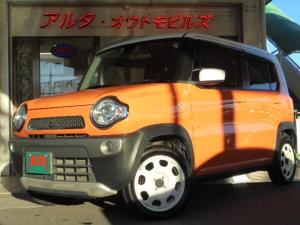 スズキ ハスラー G セットオプション装着車