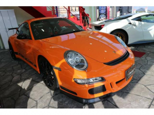 ポルシェ 911 911GT3 RS 新車並行車 オレンジ