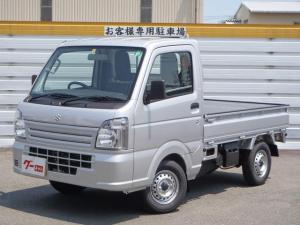 スズキ キャリイトラック KCエアコン・パワステ農繁仕様 届出済未使用車 5速MT 4WD