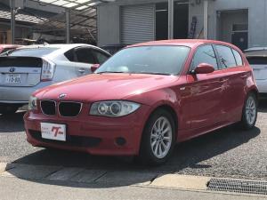 BMW 1シリーズ 116i プッシュスタート スマートキー ナビ 取説 ETC