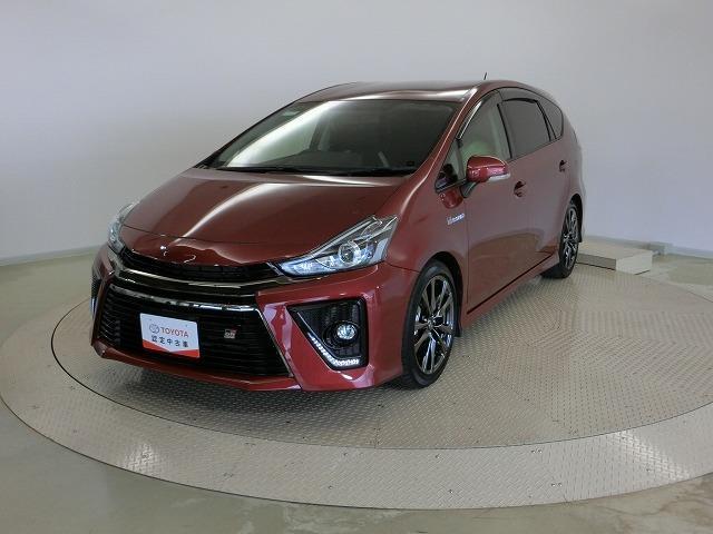 岐阜県内にお住まいの方へ販売させて頂いております。 トヨタ車両検査証明書付・走行距離無制限の1年間無料保証&整備料込み価格