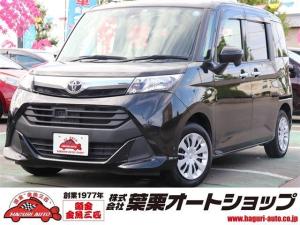トヨタ タンク X S 禁煙車 ナビ 衝突軽減ブレーキ BT ETC