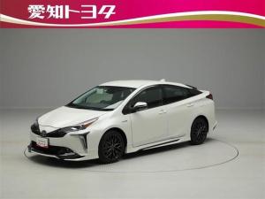 トヨタ プリウス Sツーリングセレクション クルーズコントロール スマートキ-