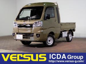 ダイハツ ハイゼットトラック ジャンボSAIIIt LEDヘッドライト フォグライト スマートアシストIII キーレスエントリー
