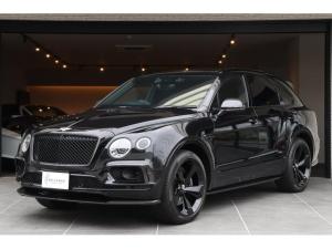 ベントレー ベンテイガ ベースグレード 正規D車 ワンオーナー 右H OP9420000 カーボンエクステリア/インテリア ブラックスペック マリナードライビングスペック ツーリングスペック シティスペック LEDウェルカムランプ