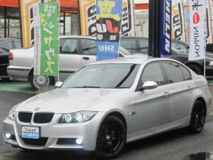 BMW 3シリーズ 320i HDDナビ 新品18AW 新品前後LEDライト