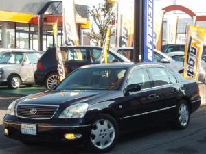 トヨタ セルシオ A仕様 HDDナビ キセノン 17AW