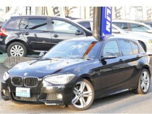 BMW 1シリーズ 116i Mスポーツ フルセグナビ Bカメラドラレコ18AW