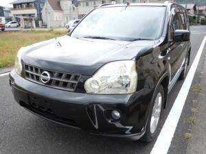 日産 エクストレイル 20Xtt 4WD 純正HDDナビ&TV バックカメラ