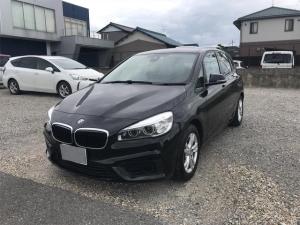 BMW 2シリーズ 218iアクティブツアラー 社外TV付き!