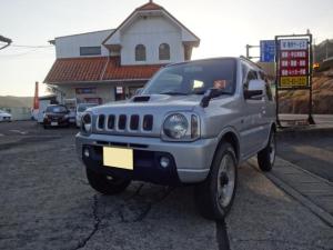 スズキ ジムニー XC オートマ/4WD/禁煙車/アルミホイール