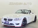 BMW/BMW Z4 Mロードスター 6MT 黒革 HDDナビ ETC ドラレコ