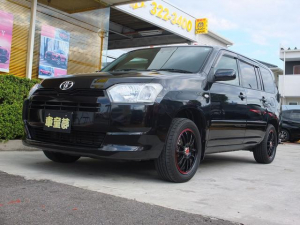 トヨタ サクシード TX 4WD プリクラッシュセーフティシステム SDナビ