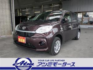 トヨタ パッソ X LパッケージS 軽減B AAC スマートキー ナビ
