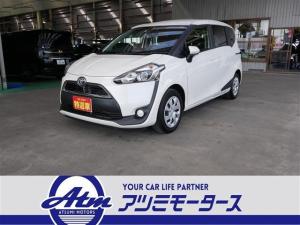 トヨタ シエンタ 1.5X TSS