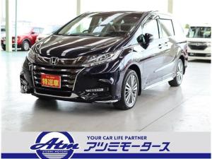 ホンダ オデッセイ アブソルート・EXホンダセンシング 4WD