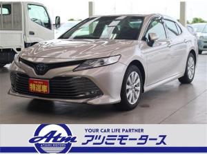 トヨタ カムリ G HV トヨタセーフティセンス