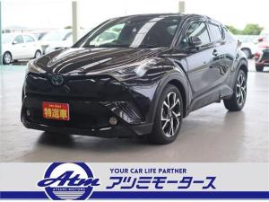 トヨタ C-HR HV G レザーシート トヨタセーフティセンス