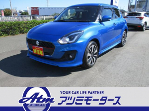 スズキ スイフト RS ナビ・フルセグTV・ETC・ドラレコ