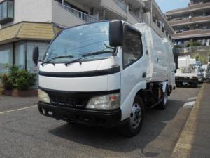 トヨタ ダイナトラック  プレスパッカー モリタ