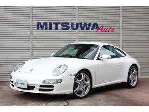 ポルシェ 911 911カレラ4S 右H ディーラー車
