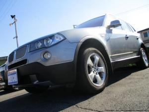 BMW X3 2.5si キセノンヘッド パワーシート キーレス