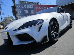 トヨタ スープラ RZ JBL デジタルスピード400PS