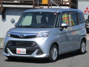 トヨタ タンク X S 純正ナビ スマートキー 電動スライドドア