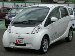 三菱 アイミーブ G LEDヘッドライト シートヒーター スマートキー