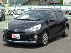 トヨタ アクア S モデリスタエアロ シートヒーター ETC