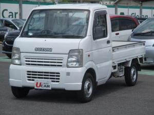 スズキ キャリイトラック KCエアコン・パワステ 4WD 5速マニュアル 当店下取り車