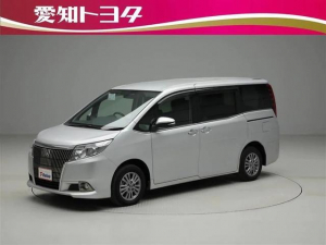 トヨタ エスクァイア Xi ワンオーナー ETC T-Connectナビ