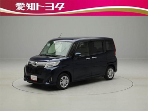 トヨタ ルーミー G T-Connectナビ ドライブレコーダー スマートキ-