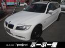 BMW/BMW 320iTRGHDDナビ外18AW4灯HIDサンルーフ保証付
