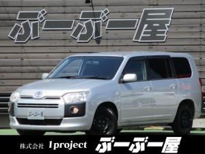 トヨタ サクシード TXフォグリアスモーク全席PWSDナビTVBモニETC保証付