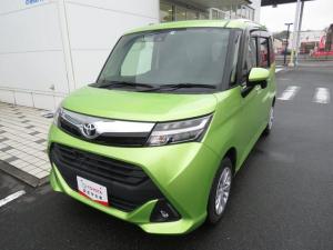トヨタ タンク G S メモリーナビカメラ ETC