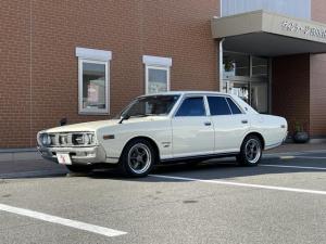 日産 セドリック GX ベンチシート コラム4速