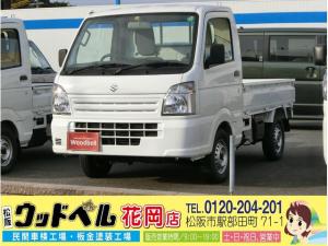 スズキ キャリイトラック KCエアコン・パワステ 4WD・5MT・ラジオ