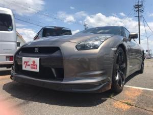 日産 GT-R プレミアムエディション ETCナビ ハーフレザー 4WD