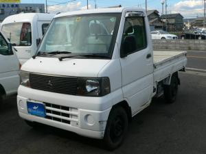 三菱 ミニキャブトラック バッテリー新品交換