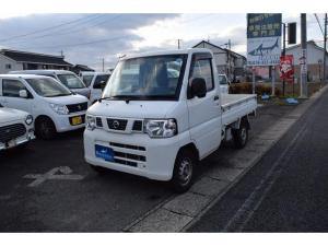 日産 NT100クリッパートラック SD エアコン付 パワステ