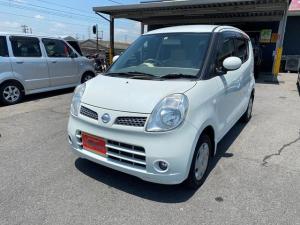 日産 モコ E 車検整備付 保証付 スマートキー CD エアコン オートマ