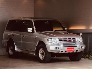 三菱 パジェロ ワイド エクシード 寒冷地仕様 ディーゼルターボ 4WD
