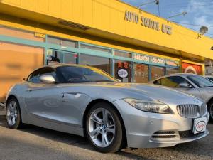 BMW Z4 sDrive35i 法人ワンオーナー 記録簿 赤革シート&シートヒーター キーレス2個 キセノン ETC