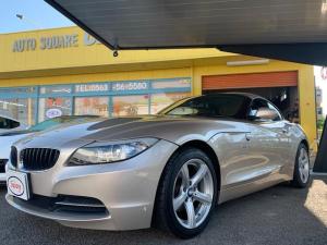 BMW Z4 sDrive23i ハイラインパッケージ 禁煙車 黒革シートヒーター付き 地デジTV  HDDナビ ミラーETC  プッシュスタート