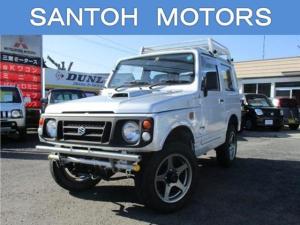 スズキ ジムニー ワイルドウインド 4WD 5MT 1インチリフトUP LED